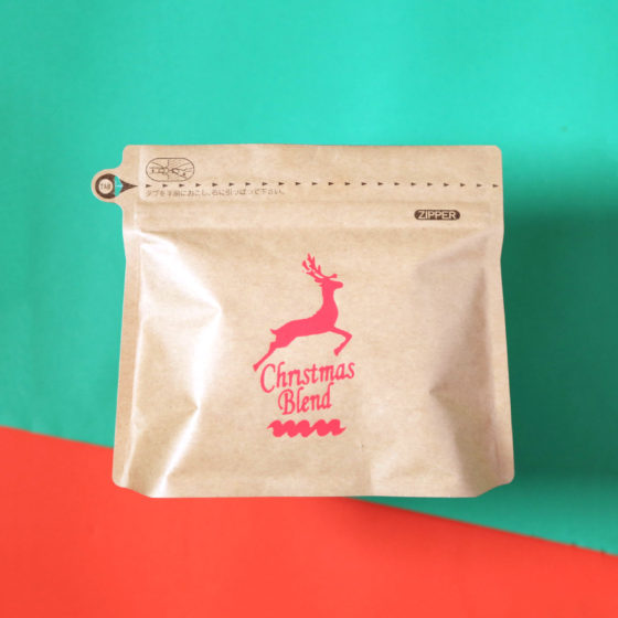 New Coffee Beans (11月-01) クリスマスブレンド