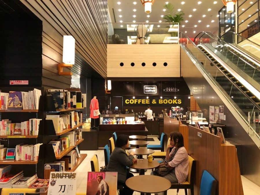 COFFEE & BOOKS1周年