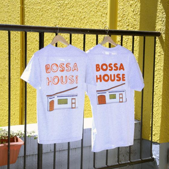 BOSSA HOUSE TEE 販売開始!!
