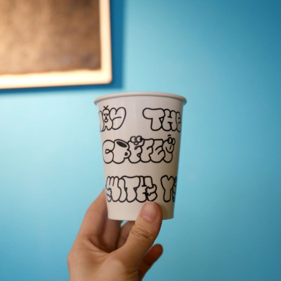 マルヒロ × manu coffee 【予約商品 KEEP WARE】