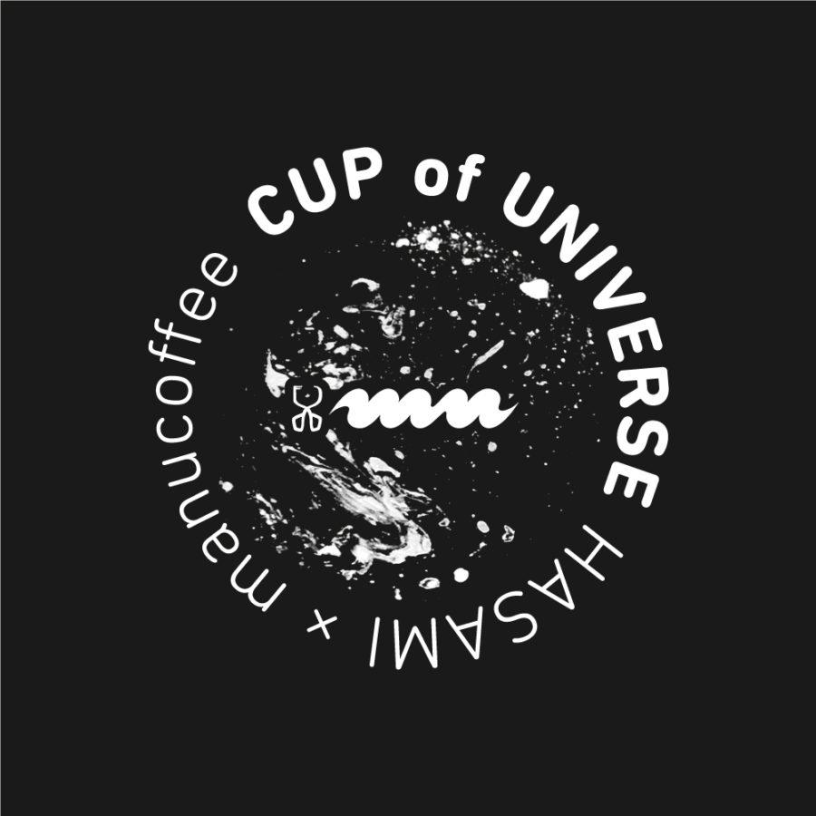 HASAMI × manucoffeeマグカップ第6弾が完成。本日7/25から発売開始しました!