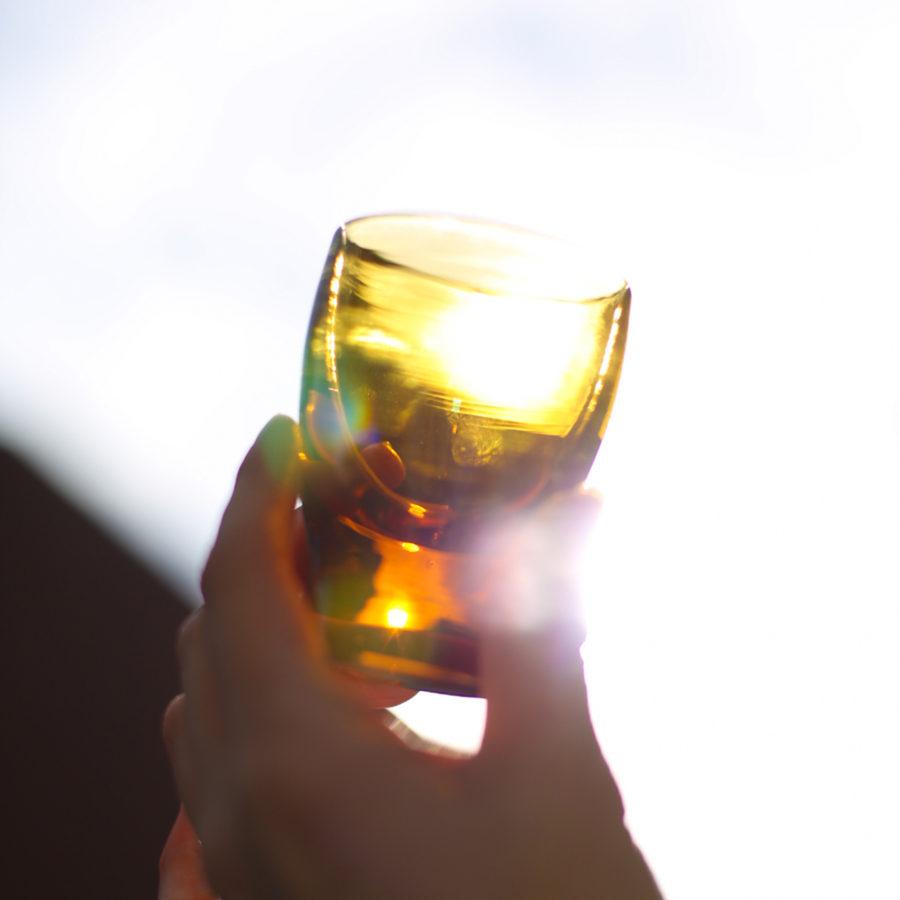 TOUMEI × manucoffee エスプレッソグラス